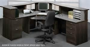 Custom Desks For Home Office Receptionist S Custom Desk
