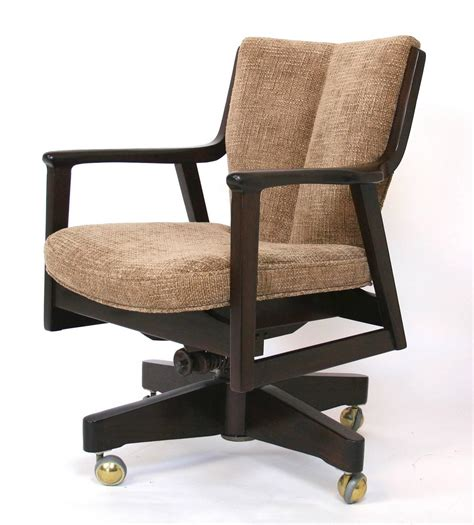 mid century modern desk chair mid century modern desk chair for sale at 1stdibs