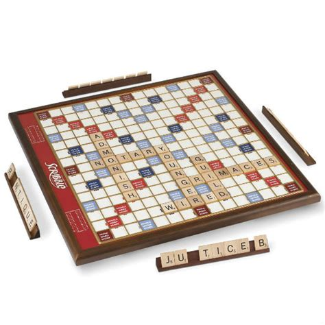 scrabble rotating board rotating oversized scrabble shut up and take my money