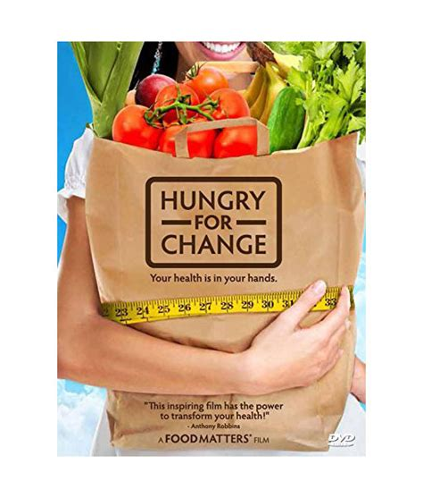 Hunger For A Change Detox by Hungry For Change George Dryden