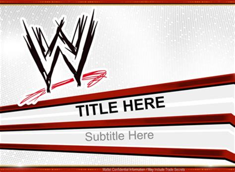 wwe templates for blogger wwe 2