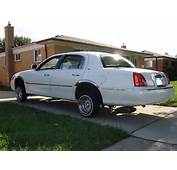 1998 Lincoln Town Car $1 Possible Trade  100271834 Custom Low Rider