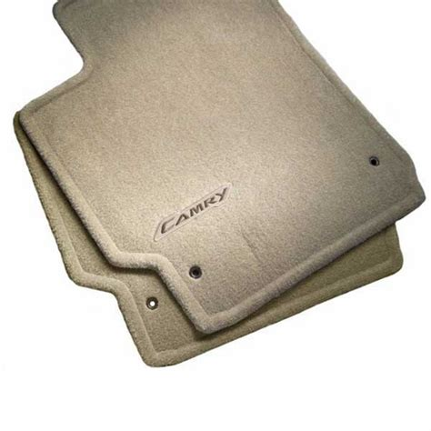 new 2007 2011 toyota camry carpeted floor mats from brandsport auto parts toy pt206 32100 45