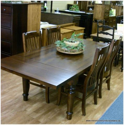 Mennonite Kitchen Cabinets wormy maple mennonite table and chairs lloyd s mennonite