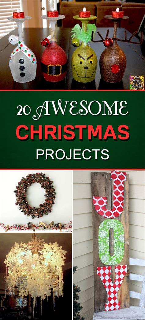 diy projects christmas 20 awesome diy projects to beautify your home