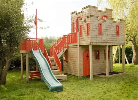 backyard castle playhouse 25 best ideas about castle playhouse on pinterest wooden castle playground ideas