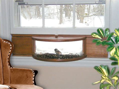 in house window bird feeder panoramic in house window bird feeder with one way mirror the green head