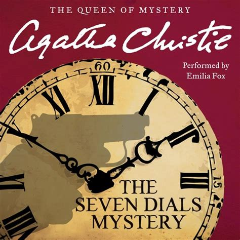 libro the seven dials mystery the seven dials mystery agatha christie digital audiobook