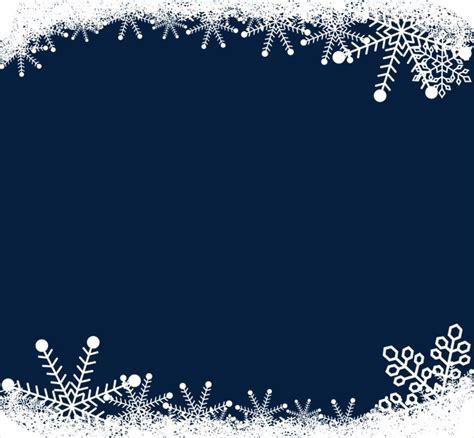 little fresh snow border like a breath of fresh air leaf