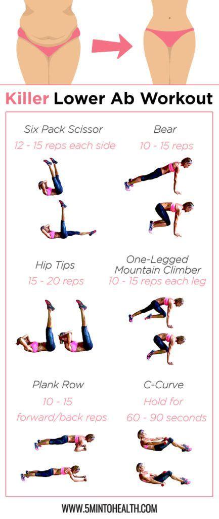 killer  ab workout  atmintohealth workout