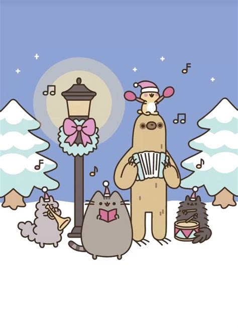 christmas   pusheen tap  link       cool cat collections cats