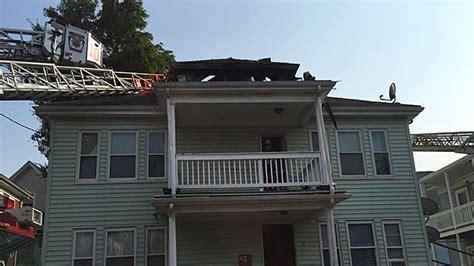 dorchester house firefighters battle dorchester house fire 171 cbs boston