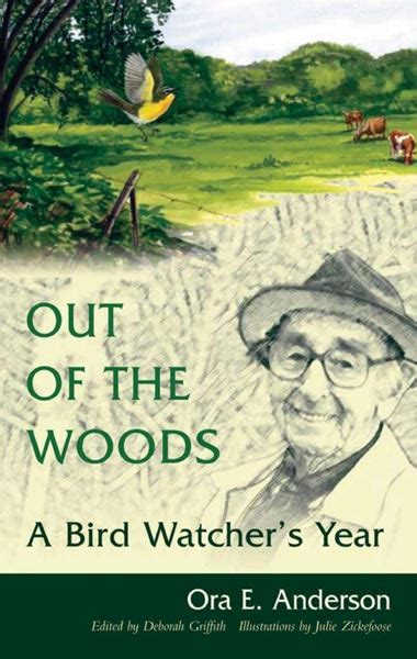 appalachian prey books out of the woods a birdwatcher s year by ora a