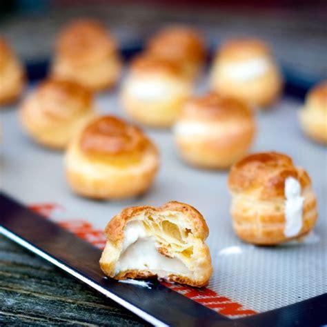 goat cheese puff recipe dishmaps