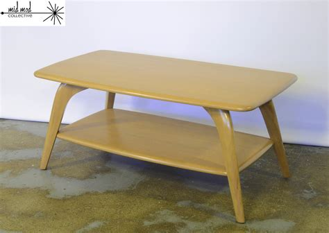 Heywood Wakefield Coffee Table Heywood Wakefield Coffee Table And End Tables
