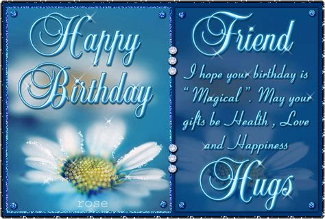Happy Birthday Wishes Friend Images Imageslist Com Happy Birthday Friend Part 1