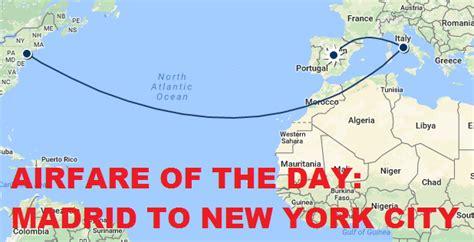 airfare of the day alitalia premium economy madrid to new york city usd 971 loyaltylobby