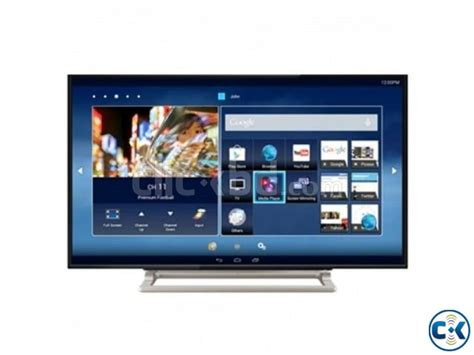Tv Toshiba Android Baru toshiba 40 inch l5550vt hd android led tv clickbd