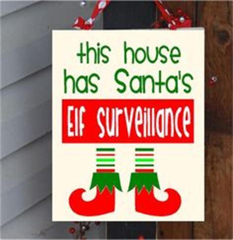 printable elf surveillance sign 1000 images about elf on shelf on pinterest elf on the