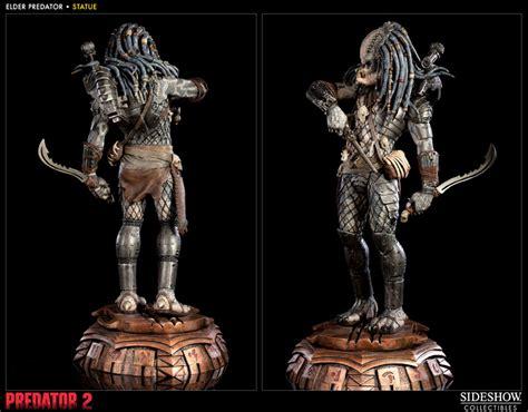 Predator Statue predator elder predator statue by sideshow collectibles sideshow collectibles