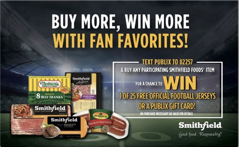 Big Bowl Gift Card - reminder to enter the smithfield pro bowl sweepstakes now through 2 4 chance to win