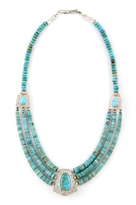 turquoise necklace silver turquoise necklace jewelry ideas