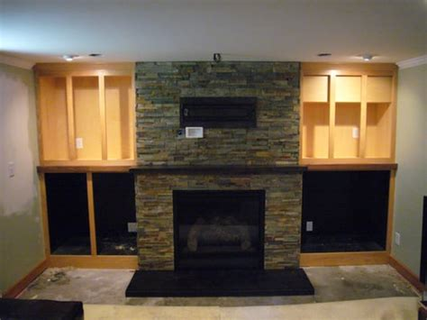 Metal Insert Fireplace by Indoor Gas Insert Fireplace With Corten Steel Mantle