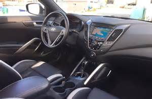 Hyundai Veloster Interior 2016 Hyundai Veloster Turbo Review Five Years