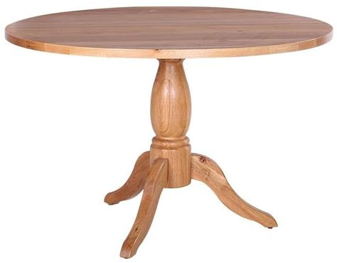 buy vancouver oak dining table pedestal
