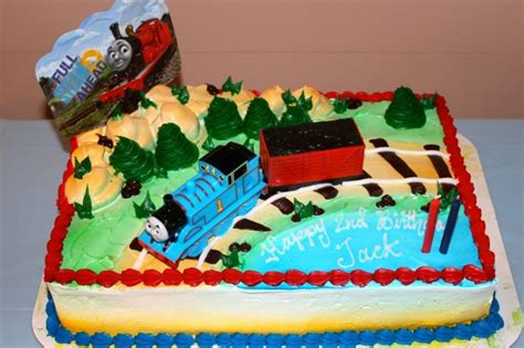 Tje Two Way Cake 3d 14g No 2 choo choo birthday