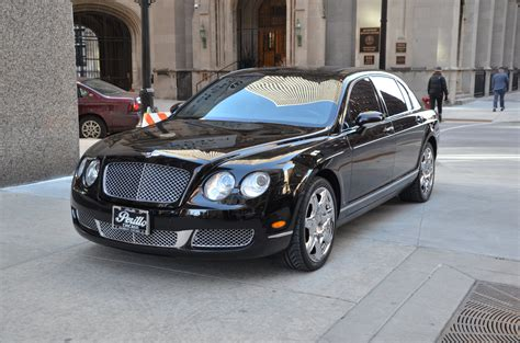 2006 bentley flying spur for sale 2006 bentley continental flying spur stock r199aa for