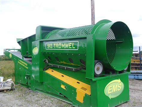 Design Home Network System by Trommel Trommel Drum Cylinder Municipal Waste Equipment