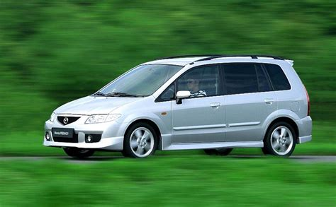 mazda premacy mazda premacy 7 seater came 16 years early drive