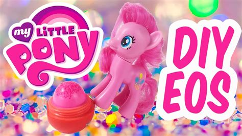 My Little Pony Diy Lip Gloss