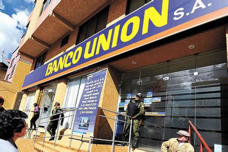 banco union uninet creditos banco union bolivia