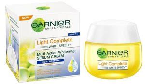Garnier Serum Pemutih 4 cara menggunakan serum garnier untuk memutihkan wajah