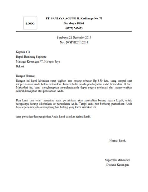 contoh surat kuasa penagihan hutang wisata dan info sumbar