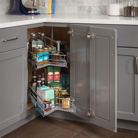 cabinet corner solutions easy  susan  cabinet parts