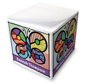 teacher memo cubes