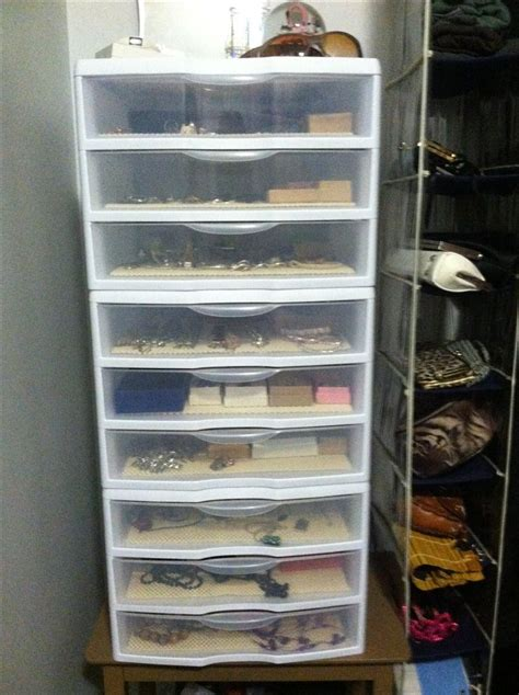 Jewelry Armoire Diy by Pin By Get Organized With Bridges On Jewelry Organization