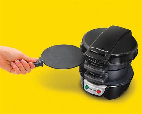 West Bend Egg Toaster Amazon Com Hamilton Beach 25477 Breakfast Electric