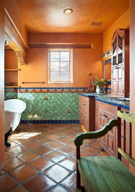 mexican bathroom ideas 11 best images about southwest bathroom on