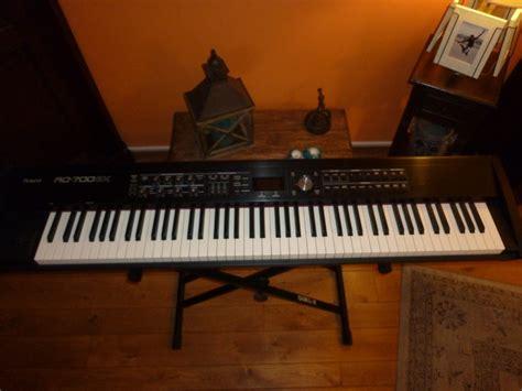 Keyboard Roland Rd 700gx roland rd 700gx image 976168 audiofanzine