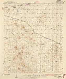 New Mexico Elevation Map by New Mexico Historical Topographic Maps Perry Casta 241 Eda