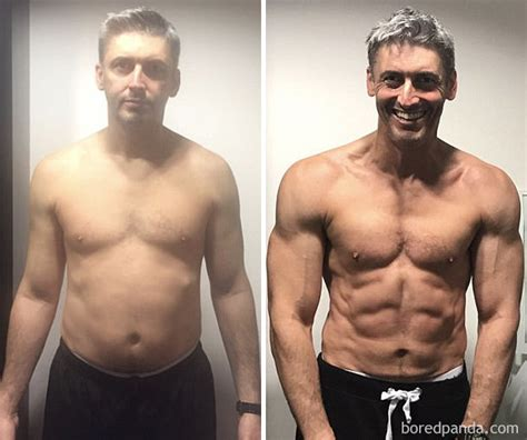 creatine 1 year transformation 10 before after fitness transformations