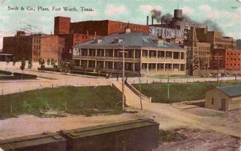 The Plant Shed Fort Worth by Fort Worth Belt Railway Historical Marker
