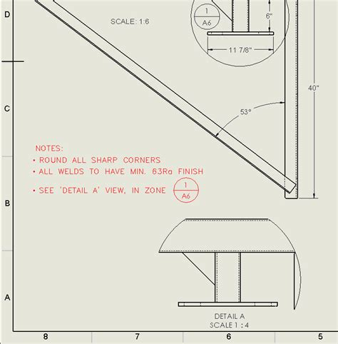Drawing Zone Callout by Solidworks Adding Zone Location To Detail Views And