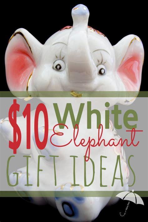 white elephant grabbag party 10 white elephant gift exchange ideas white elephant gift