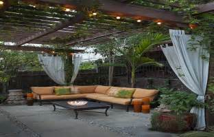 Design A Patio by Concrete Patio Ideas And Designs Landscaping Gardening