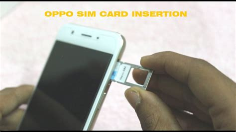 Memory Card Oppo how to insert sim card memory card in oppo f1 f1 plus